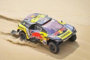 Loeb gana la segunda especial y De Villers es el nuevo líder