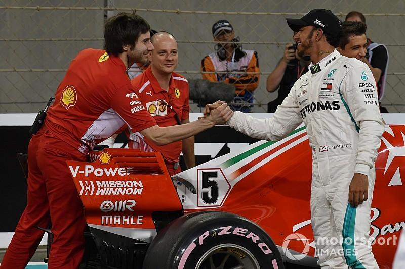 Montezemolo : Hamilton aurait gagné avec Ferrari