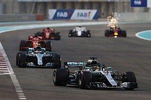 Formel 1 2018 Abu Dhabi: Hamilton gewinnt auch das Saisonfinale