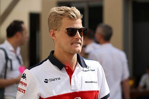 Ericsson en stand-by pour Alfa Romeo à Spa