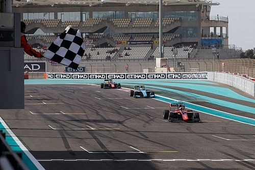 Pulcini et Mazepin ultimes vainqueurs de l'ère GP3