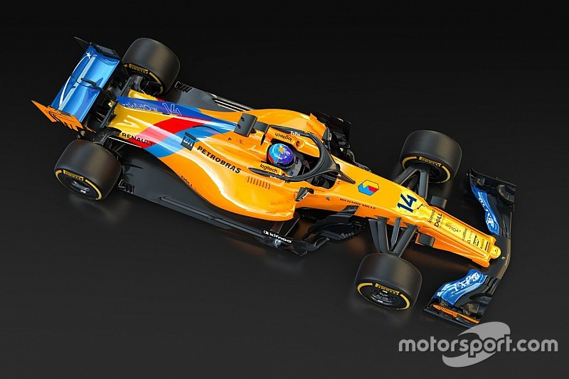 Алонсо выступит в особой ливрее в честь своей последней гонки в Ф1