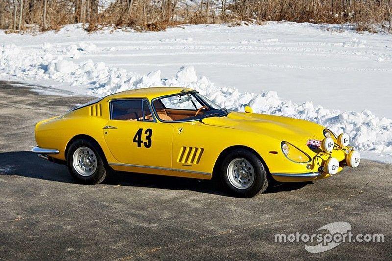 This $6m Ferrari 275 GTB prototype took on Rally Monte Carlo
