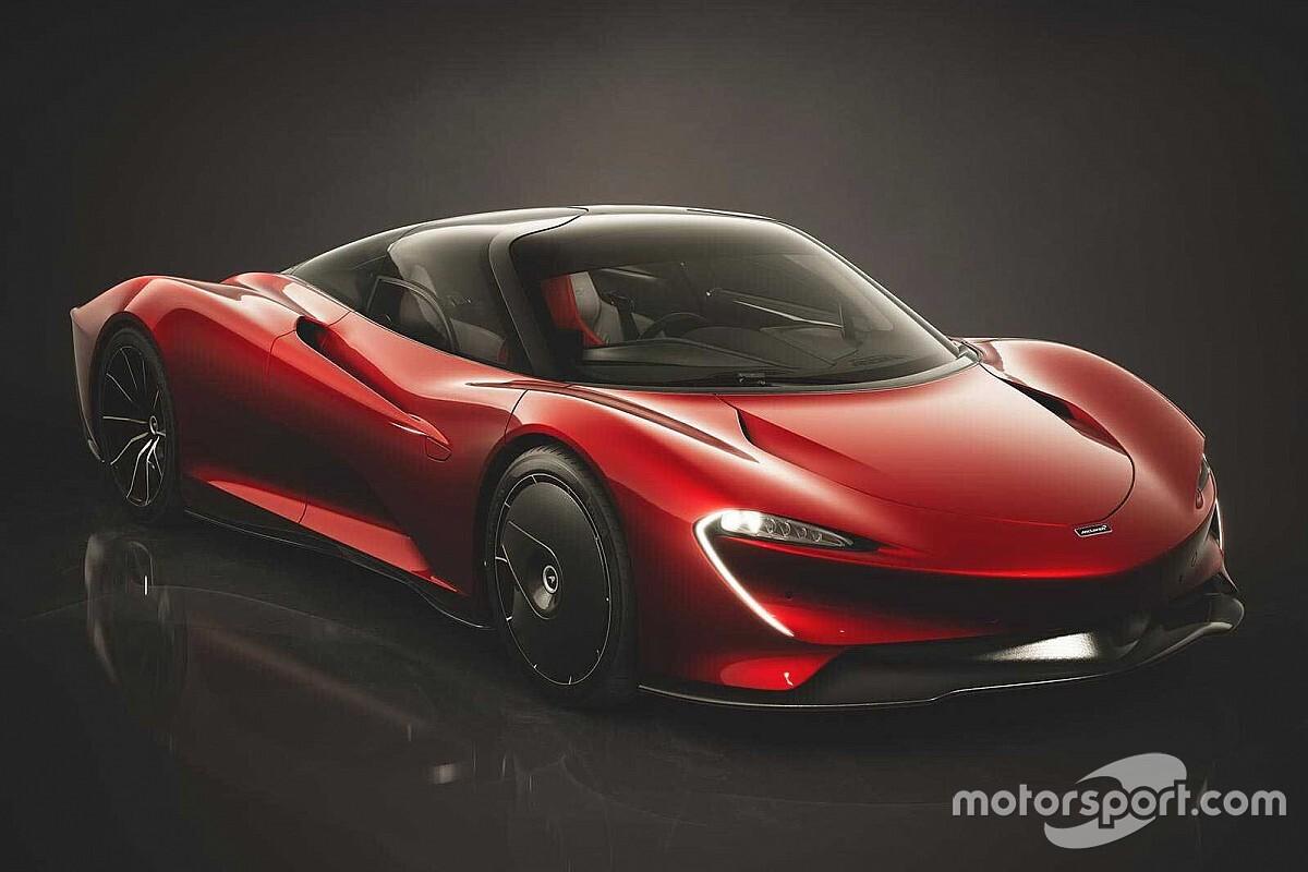 McLaren представив додатковий тюнінг для Speedtail