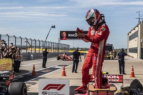 A pillanat, amire Räikkönen rajongói 2044 napot vártak a Forma-1-ben