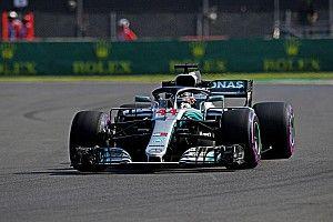 """Hamilton: """"Red Bull op dit moment buiten bereik"""""""