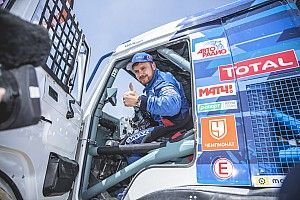 Kierowcy Kamaza na Dakar