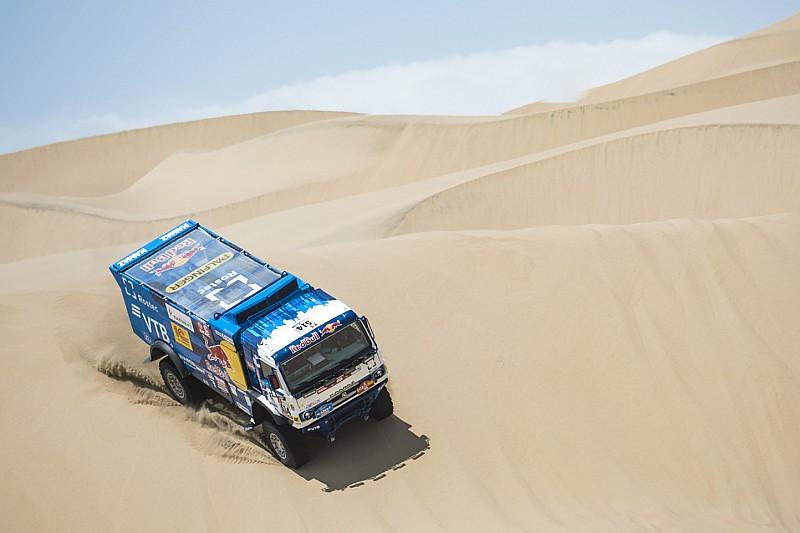 هل سيواصل فريق كاماز فرض هيمنته على فئة الشاحنات في داكار 2020؟