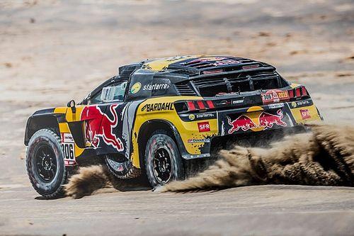 """Loeb: """"On a été les plus rapides"""" du Dakar"""