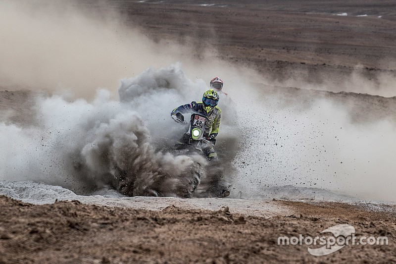 "Aravind KP: 2019 Dakar ""most physical ever"""