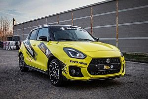 Rally Italia Talent: le Suzuki Swift Sport approdano in Puglia