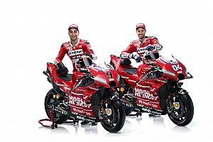 Perubahan strategi pembalap, Ducati: Bukan team order