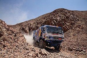 Nikolaev wint Dakar Rally voor de vierde keer, dagsucces voor Van Genugten