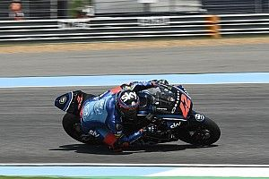 Moto2 Buriram: Bagnaia wint overtuigend, Bendsneyder in de punten