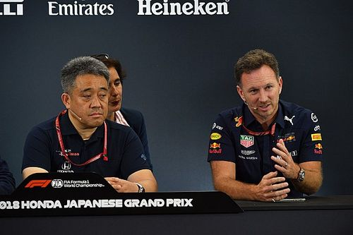 布朗:红牛须确保本田认清F1现实的挑战