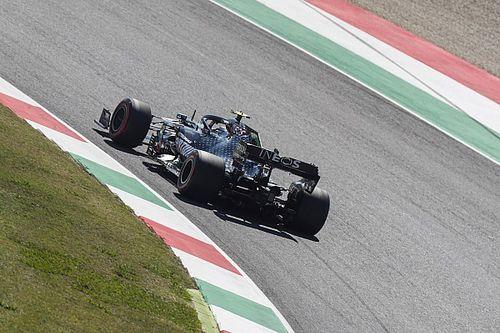 F1: Hamilton desbanca Bottas e crava pole em Mugello; Leclerc é 5º