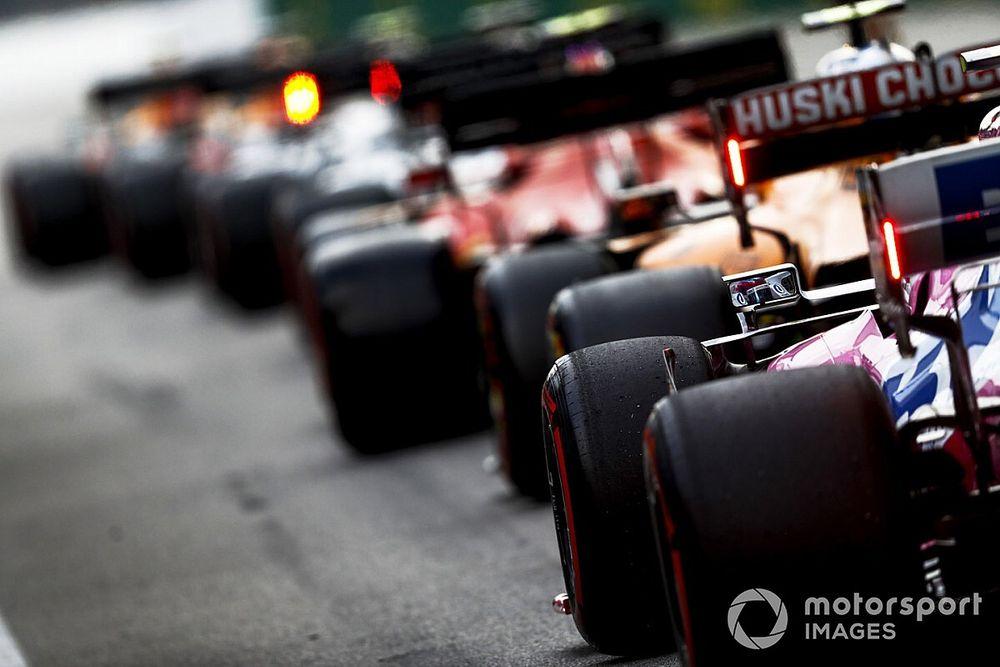 La F1 sienta las bases de los motores a partir de 2025