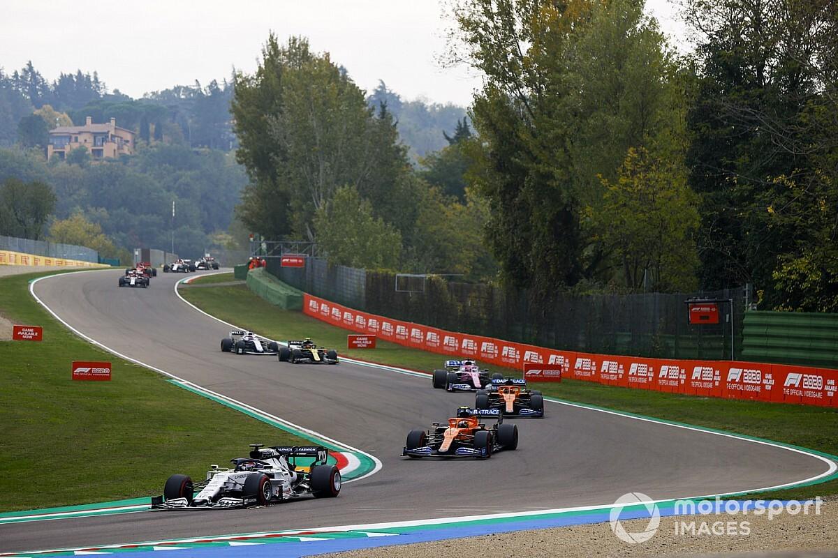Zo ziet de nieuwe Formule 1-kalender voor 2021 eruit