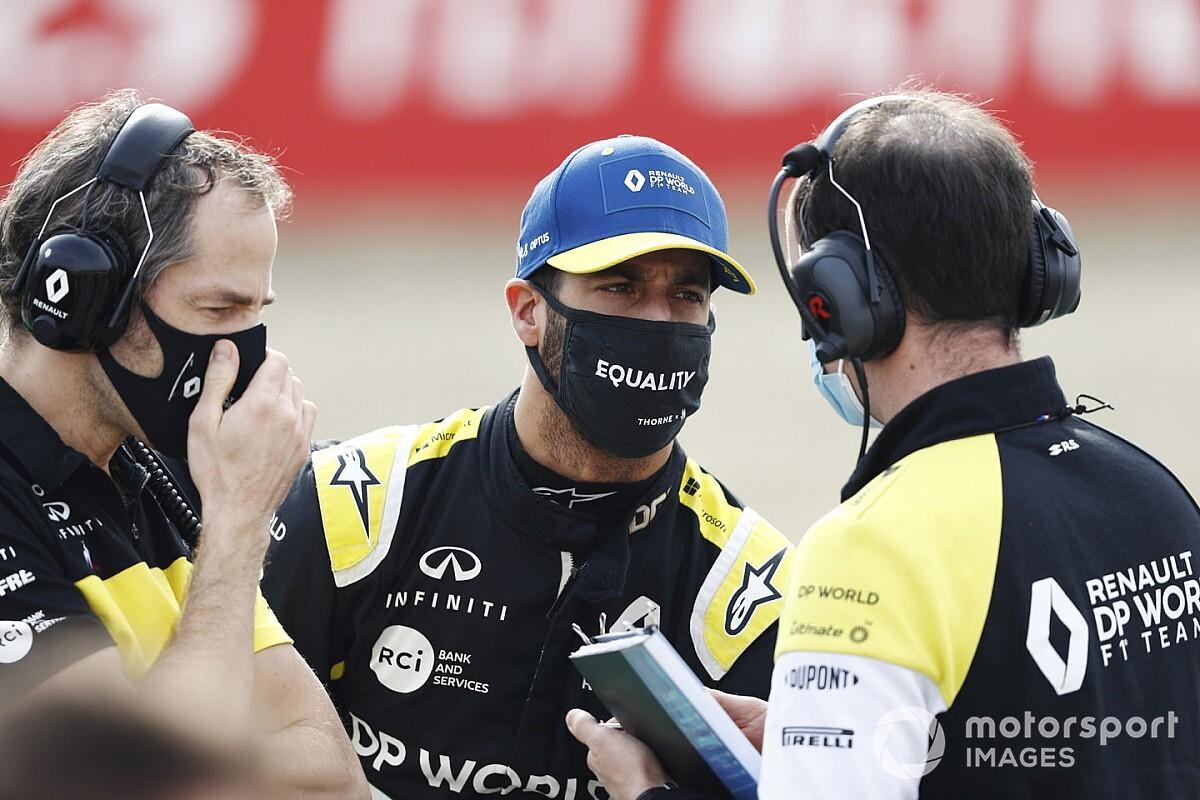Séparation Ricciardo-Renault: le COVID-19 a-t-il tout changé?