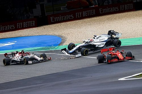 Fotostrecke: Mit diesen Strafpunkten gehen die Fahrer in die F1-Saison 2021