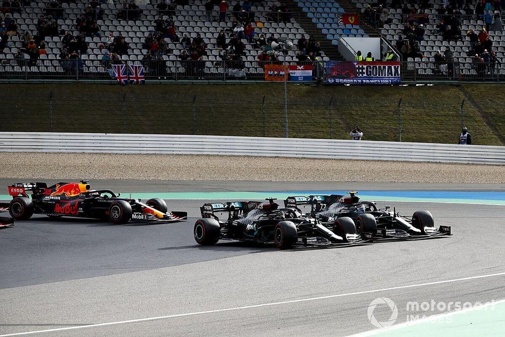 Hamilton iguala el récord de Schumacher y da un golpe al Mundial