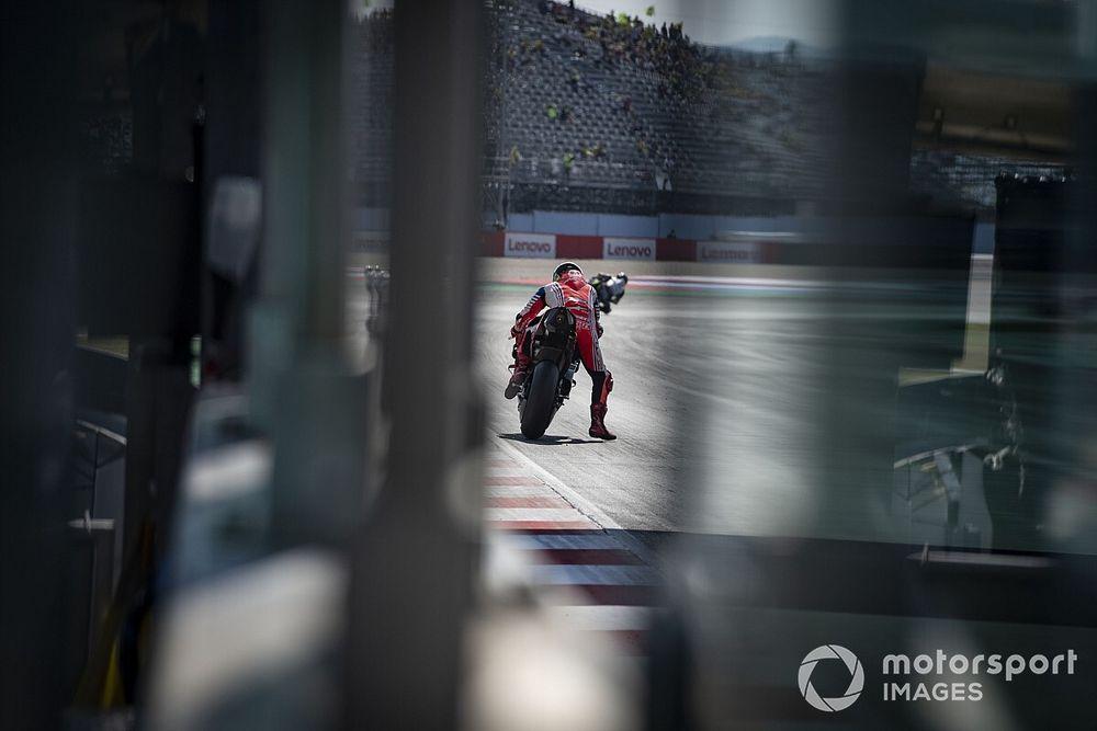 Cómo ver la clasificación del GP de San Marino de MotoGP