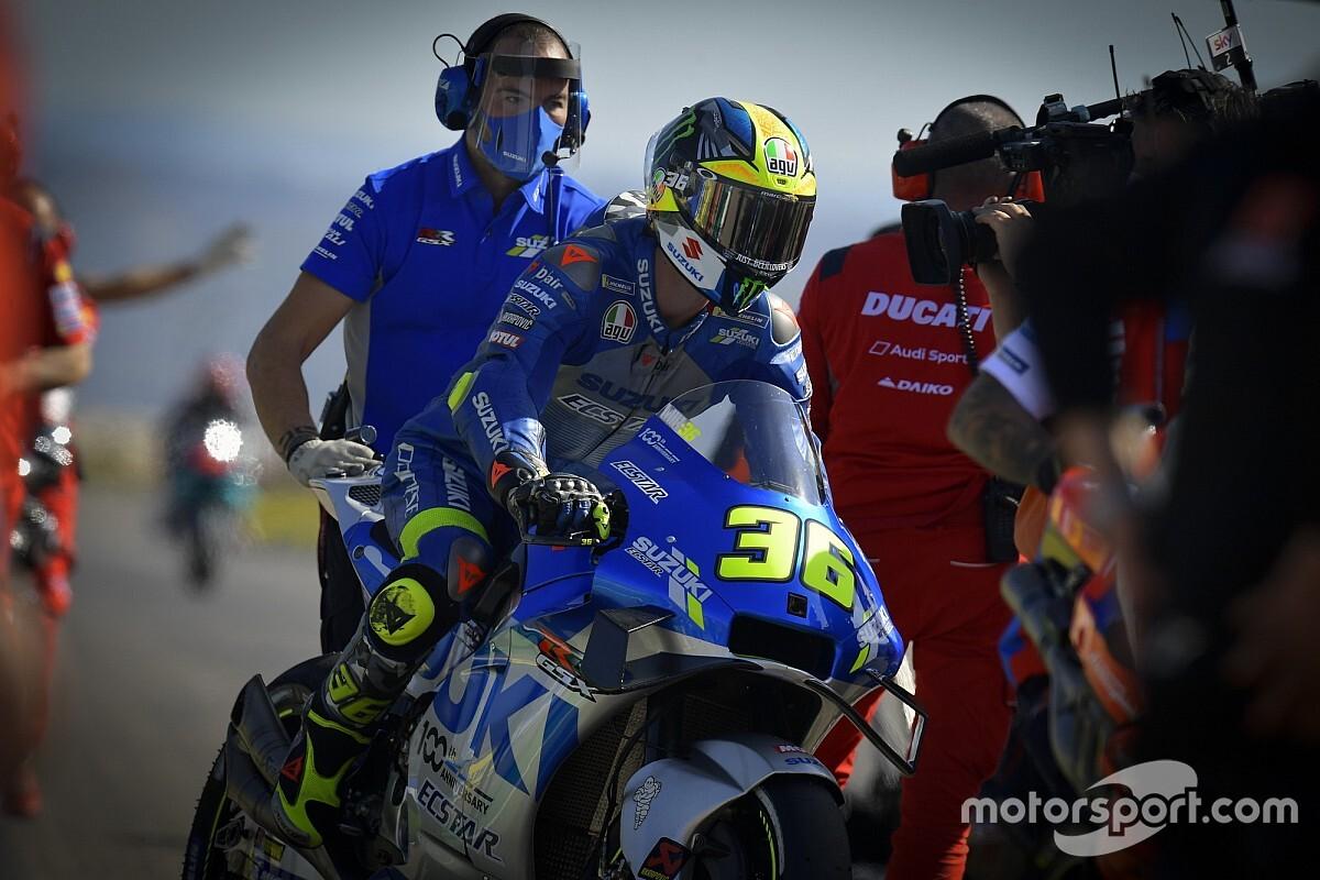 """Suzuki veut une victoire pour Mir et """"jouer le jeu"""" au championnat"""