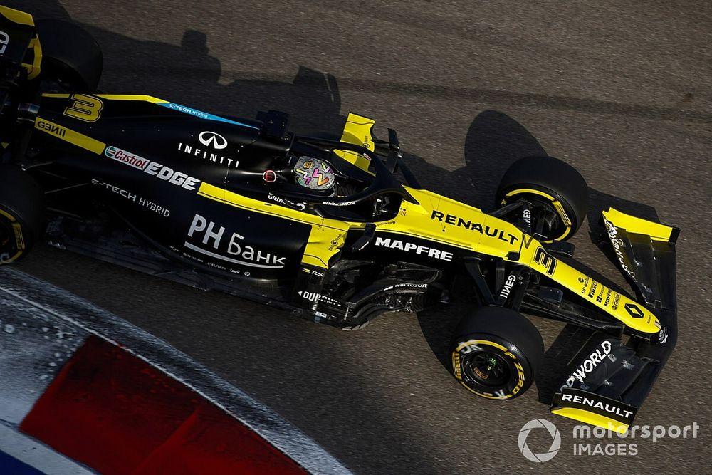 Ricciardo, Soçi'de ilk defa güçlü hissediyor