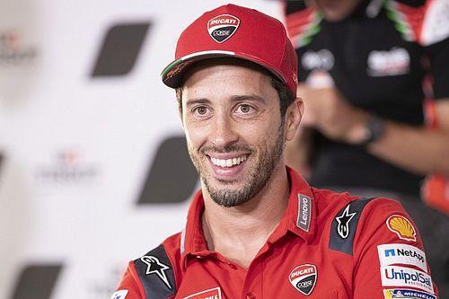 Andrea Dovizioso et l'expérience incomparable de 19 ans en Grand Prix
