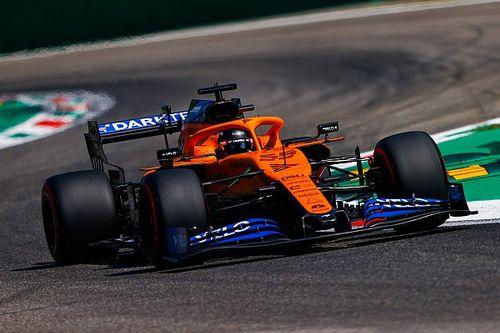 "Sainz left ""shaking"" after ""messing up"" Monza P3 lap"