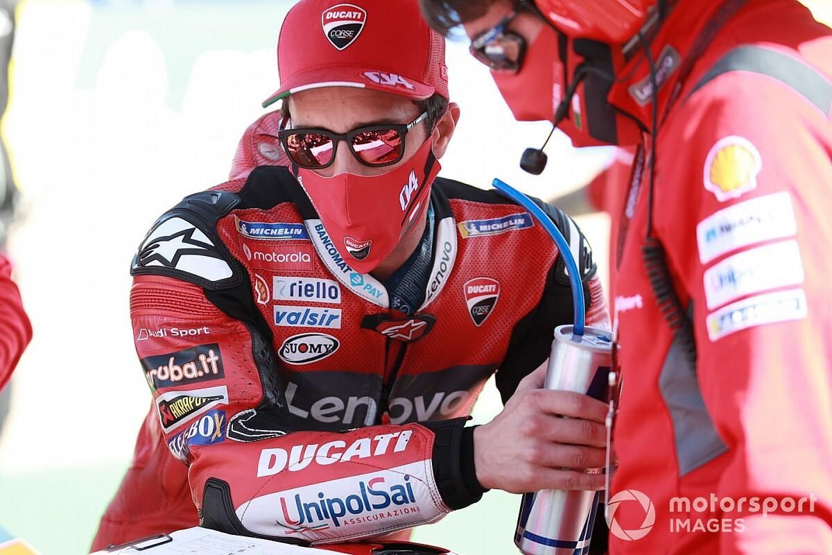 """Dovizioso: """"Al GP di Teruel faremo meglio. Io non mi arrendo"""""""
