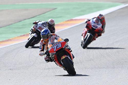 "Marquez begrijpt de veeleisende Honda: ""Krijg er lol in"""