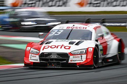 Zolder DTM: Rast pole pozisyonunda, Müller sekizinci