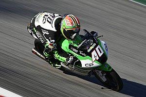 Aragon Moto3: İlk antrenmanda Binder lider, Deniz 12.