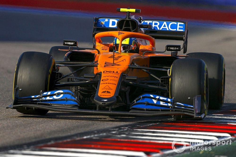 McLaren tiene mucha confianza en su nueva nariz