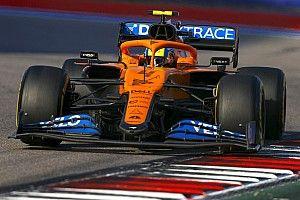 """McLaren espère """"rester dans la lutte"""" avec son nouveau nez"""