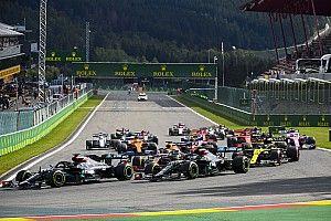 Formel 1 Belgien 2020: Die animierte Rundentabelle