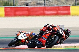 "Redding: Fourth place at Aragon ""not acceptable"""