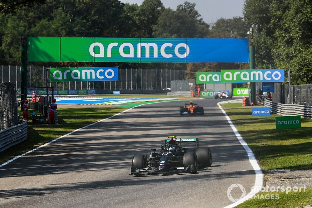 McLaren: Our fight is not with Mercedes at Monza