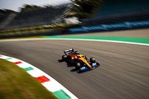 """Sainz: """"Viernes prometedor, estamos desarrollando bien el coche"""""""