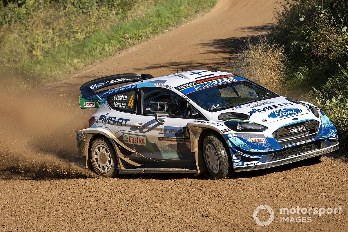 WRC, M-Sport: in Turchia con novità a sospensioni e trasmissione