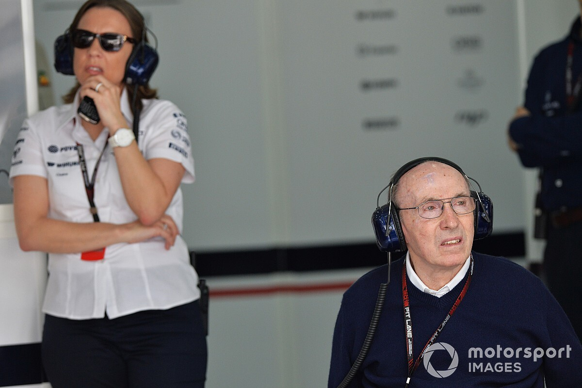 What Williams' sad day says about the team's future