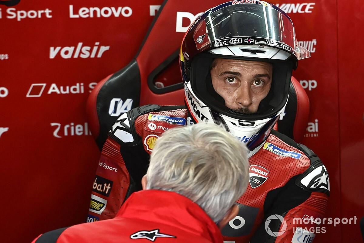 Dall'Igna a senti la cassure avec Dovizioso à la mi-saison 2019
