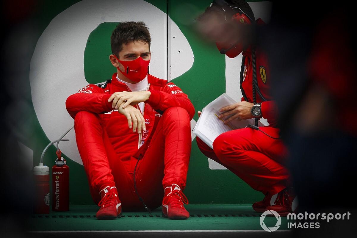 """Leclerc: """"Ferrari'nin en iyi olduğu yarıştı"""""""