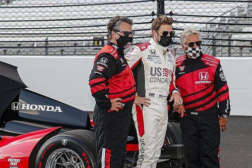 Michael Andretti Hormati Keputusan Anaknya