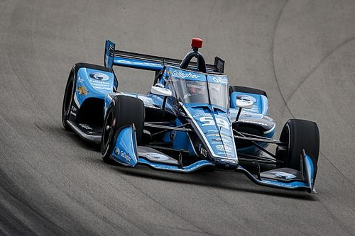 Daly confirmed for oval IndyCar races with Carlin