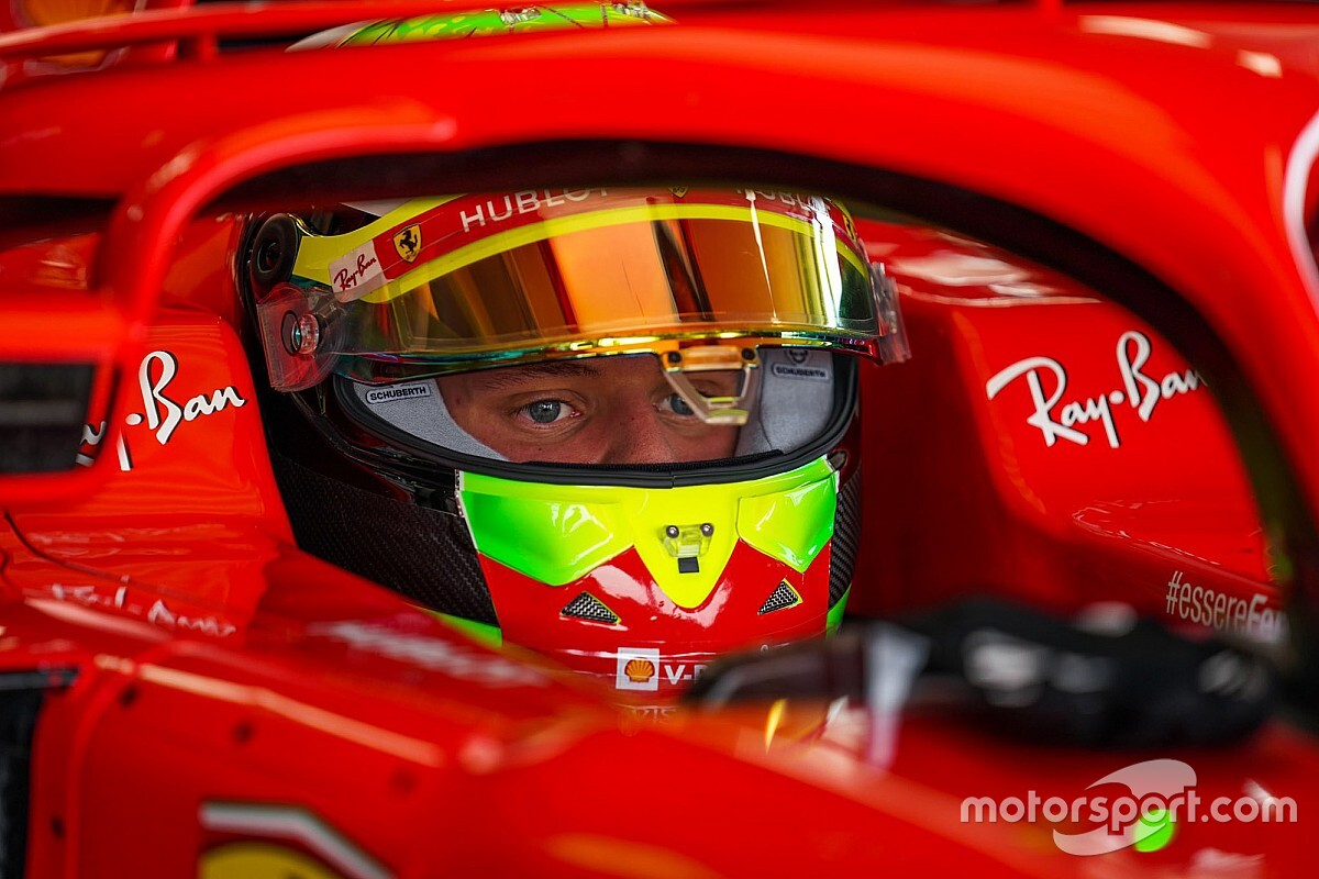 "Mick Schumacher: ""Importante imparare le procedure F1"""