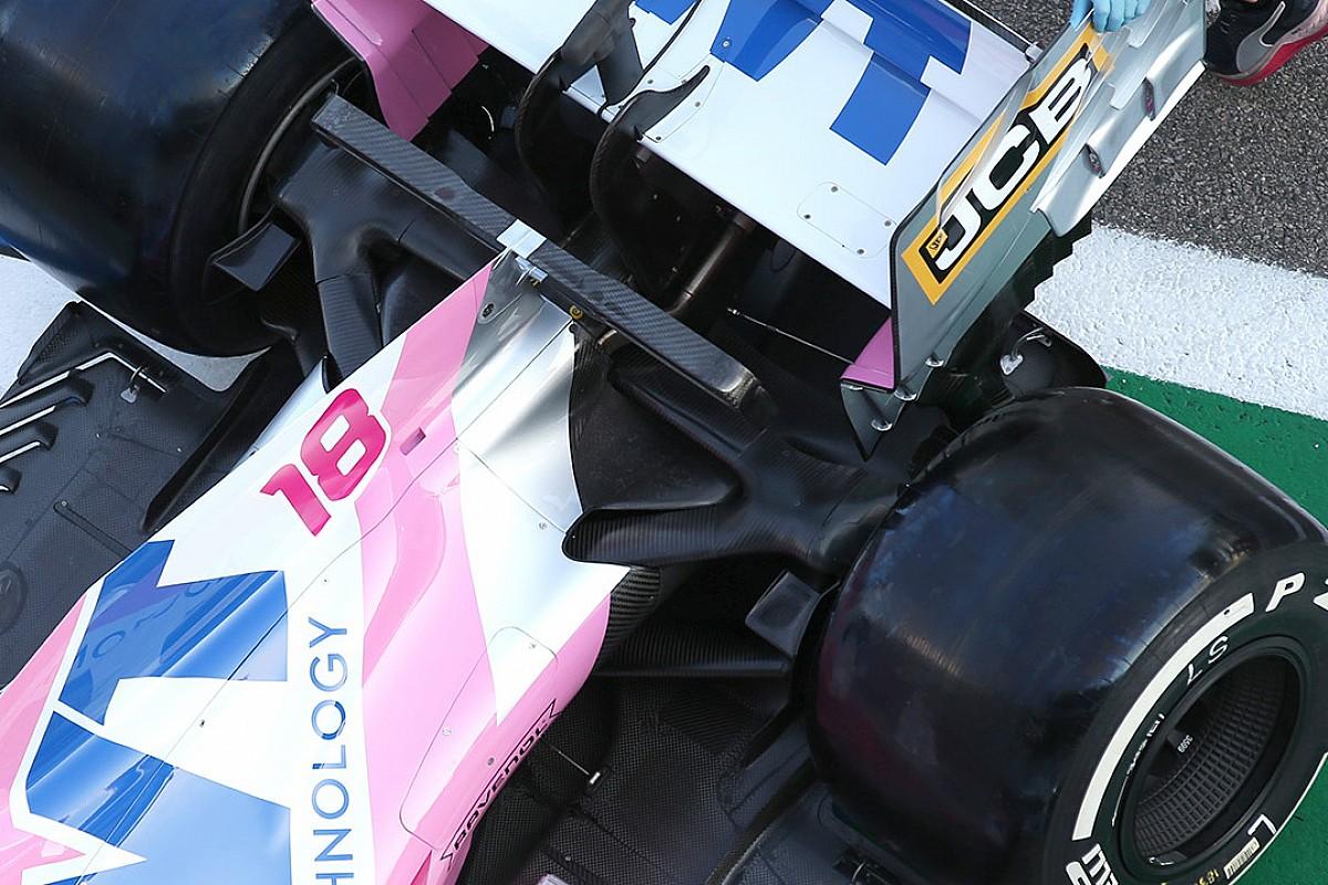 Racing Point получила от Mercedes новые КПП и подвеску