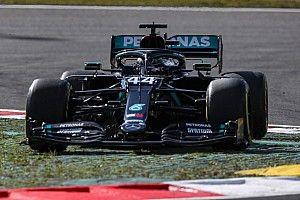 """Hamilton: """"Há muito em jogo amanhã, preciso manter a concentração"""""""