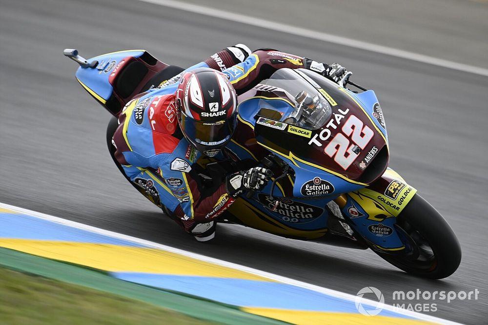 Moto2 - Francia: Lowes gana cuatro años después